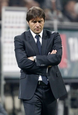 Juventus coach Anotonio Conte's fixing ban reduced to 4 months