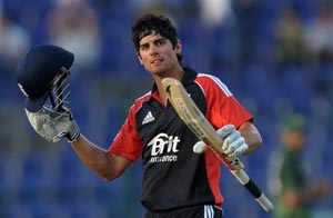 Performance in warm-up games is irrelevant: Alastair Cook