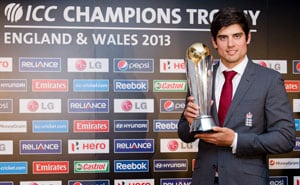 ICC Champions Trophy: Last edition launched in London