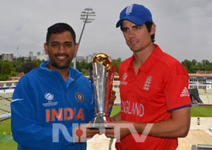 ICC Champions Trophy final: Our batsmen are prepared for English bowlers, says confident Dhoni