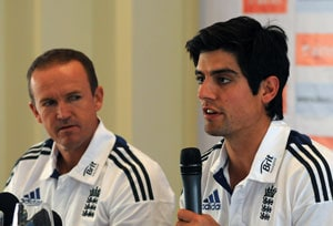 The Ashes: England coach Andy Flower fights off questions about future