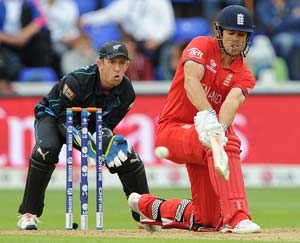England clinch a spot in ICC Champions Trophy semis after 10-run win against New Zealand