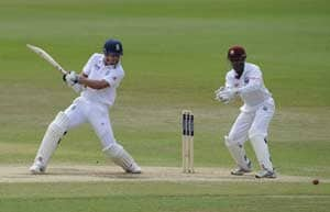 2nd Test: England claim series against West Indies