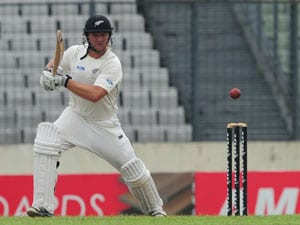 New Zealand's Corey Anderson Stakes Test Claims in Warm-up Game