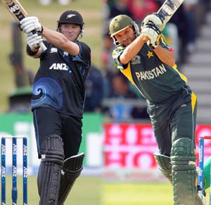 Corey Anderson's record 36-ball ton comes as New Year's Day 'shocker' for Shahid Afridi