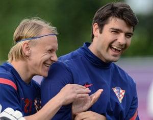 Tottenham Hotspur's Vedran Corluka moves to Lokomotiv Moscow