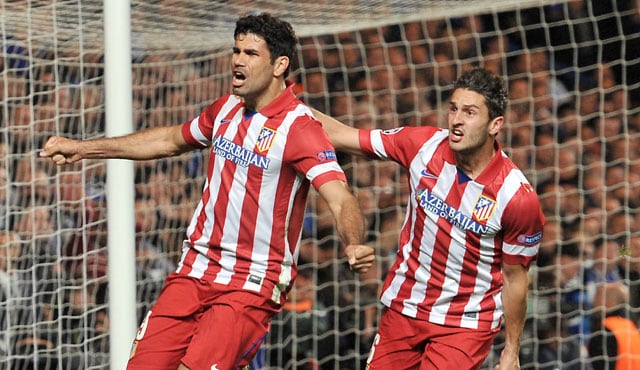 Diego Costa Fit for FC Barcelona Clash, Confirm Atletico Madrid
