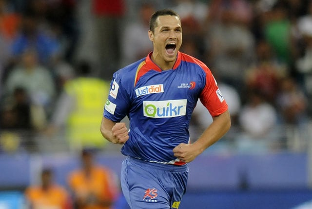 Delhi Daredevils Missed Leader in Bowling Attack in Nathan Coulter-Nile's absence, Says Eric Simmons