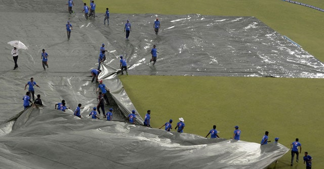 World T20 final: Rain threatens India-Sri Lanka clash, covers on at Mirpur stadium