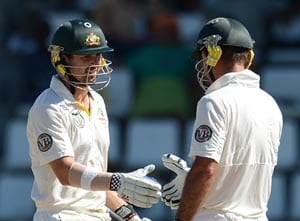 Ed Cowan goes on attack to defend Ricky Ponting