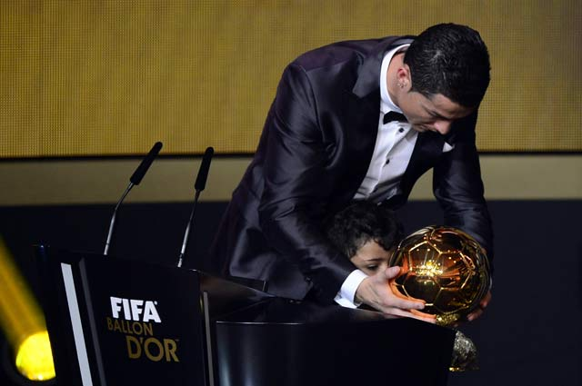 FIFA World Cup: Cristiano Ronaldo Looks to Avoid Ballon d'Or Curse