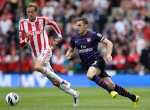 Stoke draw Arsenal in goalless stalemate