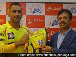 Indian Premier League: Chennai Super Kings unveil jersey, announce new sponsorship deal