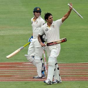 2nd Test: Australia hold nerve to win thriller