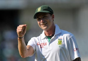I started off slow: Dale Steyn