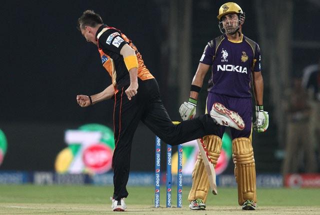 IPL 7: Kolkata Knight Riders Skipper Gautam Gambhir Fined for Showing Dissent