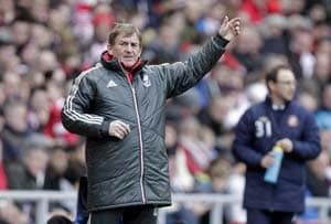 Kenny Dalglish, Jamie Carragher rebuke
