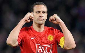 Rio Ferdinand aims to silence title rivals Manchester City