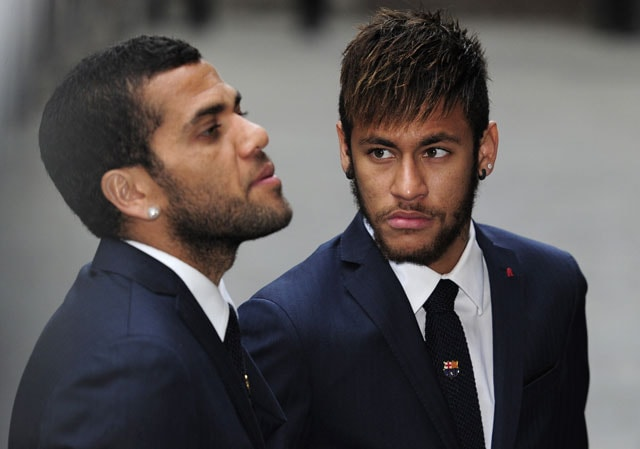 Dani Alves' racial abuser arrested by Spanish police