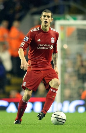 Daniel Agger Leaves Liverpool to Return to Brondby