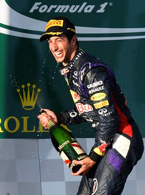 FIA to hear Daniel Ricciardo's disqualification appeal on April 14