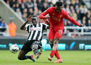 EPL: Liverpool forget Suarez angst in Newcastle romp