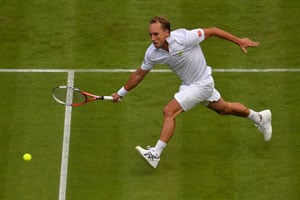 Wimbledon 2013: Steve Darcis devastated by injury woe