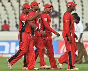 Trinidad and Tobago captain Ganga lauds their spinners