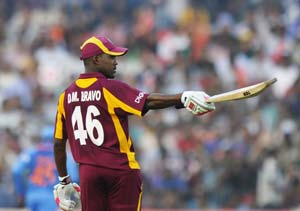 Darren Bravo aims for more after maiden ODI century