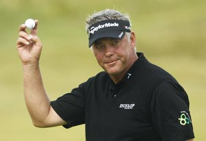 British Open champ Darren Clarke looks forward to Golf Premier League