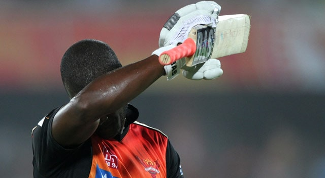 IPL 7: Darren Sammy Optimistic of Sunrisers Hyderabad's Playoff Chances Despite Massive Defeat