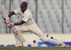 2nd Test: Centurion Bravo leads West Indies dominance