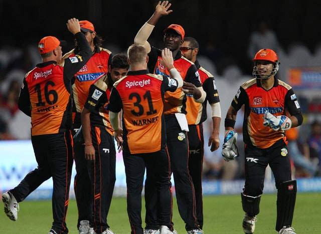 IPL 2014 Live Cricket Score: Sunrisers Hyderabad vs Royal Challengers Bangalore
