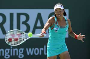 Date-Krumm, King advance at Indian Wells