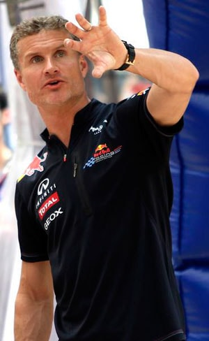 David Coulthard to retire from DTM