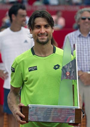 David Ferrer wins third straight title in Buenos Aires