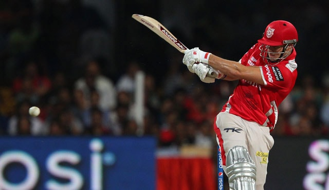 IPL: David Miller Blitz Lights Up Clash Between Punjab and Bangalore