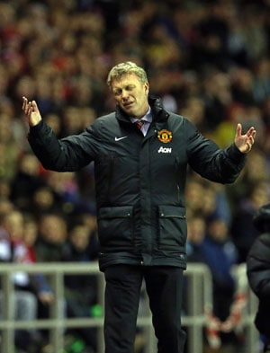 Alex Ferguson would have found this season tough too: Manchester United's David Moyes