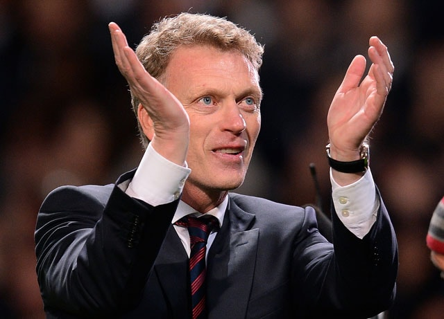 David Moyes denies Manchester United's best days are behind them