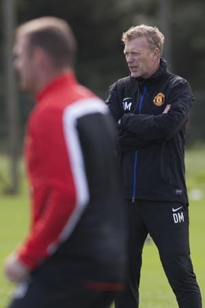 Wayne Rooney's form never an issue for David Moyes