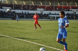 I-League: Churchill Brothers FC hold Rangdajied FC 1-1