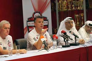 O'Leary appeals to FIFA over Al Ahli compensation