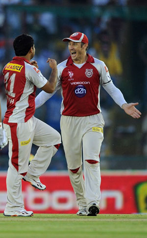 Cannot afford to falter against Delhi: David Hussey