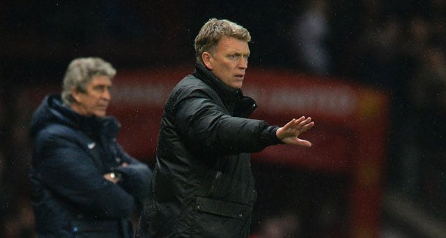 Manchester United F.C. will take time to rebuild, says David Moyes