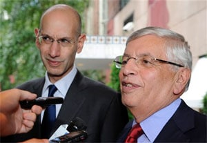 Owners, players meet to talk over NBA lockout issues