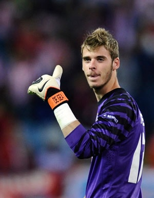 Manchester United sign David de Gea