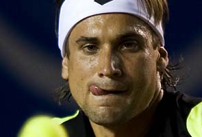 US Open: David Ferrer in last eight after seven-hour on-off epic