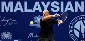 Davydenko beats Harrison in Malaysian Open