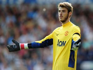 De Gea gets backing from Ferguson and Owen