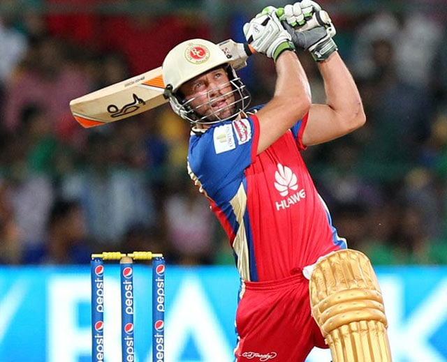 AB de Villiers is a 'Freak', says Royal Challengers Bangalore Teammate Harshal Patel